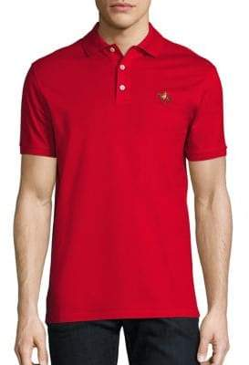 Ralph Lauren Purple Label Classic Solid Polo