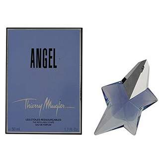 Thierry Mugler Angel by Eau De Parfum Spray Refillable 1.7 oz / 50 ml (Women)