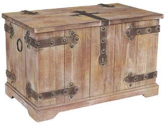 Household Essentials Dykstra Victorian Storage Trunk