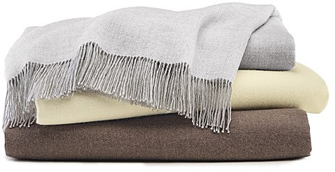 Baby Alpaca Throw by Collection Fiftynine