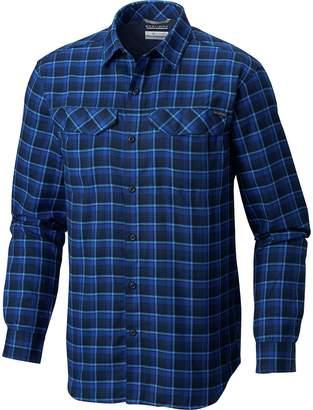 Columbia Silver Ridge Flannel Shirt - Men's