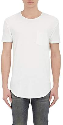 R 13 Men's Pocket T-Shirt - White