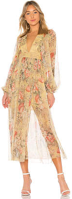 Zimmermann Melody Maxi Dress