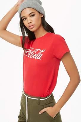 Forever 21 Enjoy Coca-Cola Graphic Tee