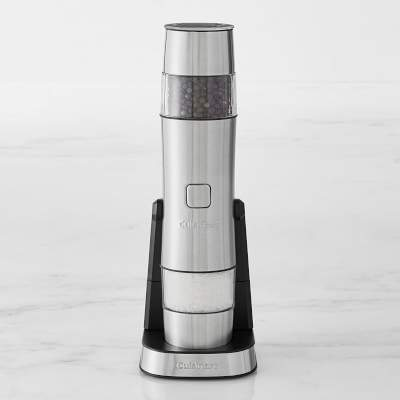 Cuisinart Rechargable Salt & Pepper Mill Set