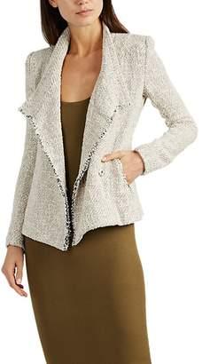 IRO Women's Mira Cotton-Blend Tweed Jacket
