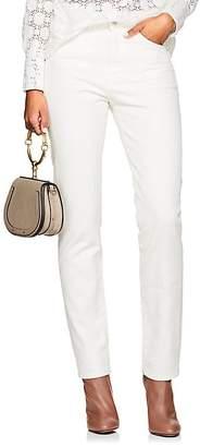 Officine Generale Women's Bret Straight-Leg Jeans