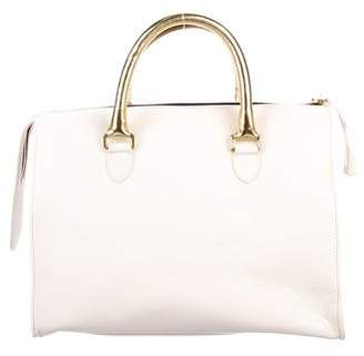 Clare Vivier Grained Leather Tote