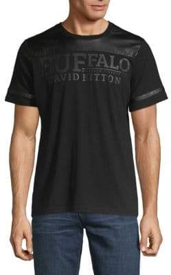 Buffalo David Bitton Naeco Logo Short-Sleeve Tee