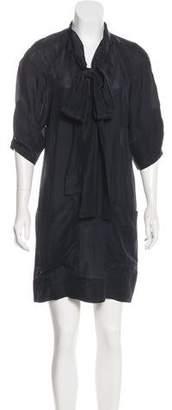 Stella McCartney Silk Shift Dress