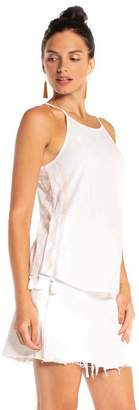 Synergy Marbella Side Stitch Details Top
