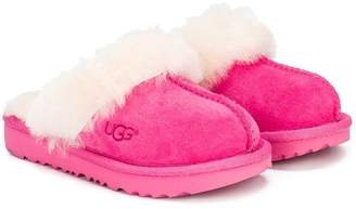 UGG wool line slippers