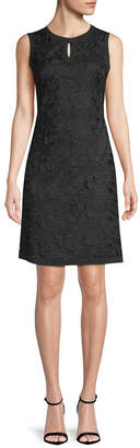 Karl Lagerfeld Lace A-Line Dress