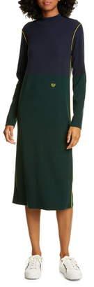 Tory Sport Performance Cashmere Blend Sweater Dress