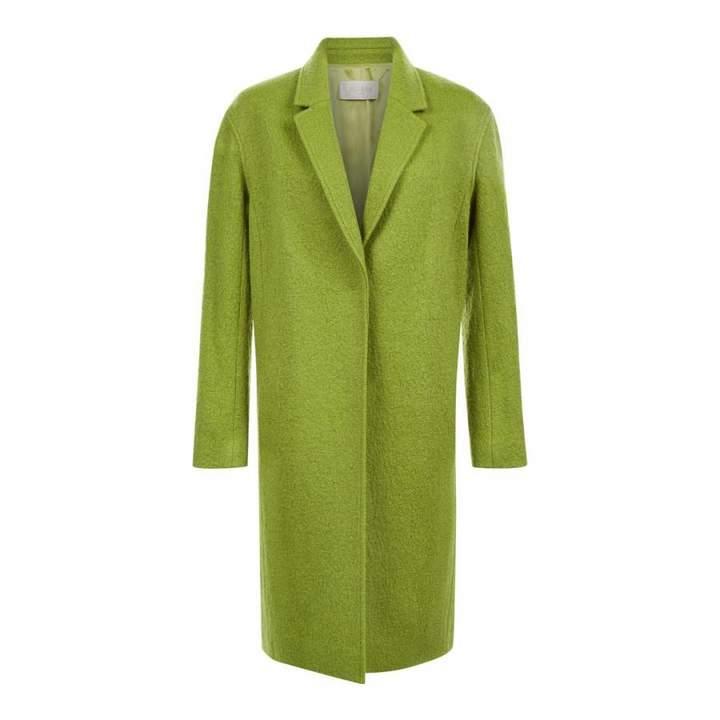 Green Rowena Coat