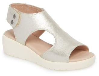Johnston & Murphy Camilla Slingback Wedge Sandal (Women)