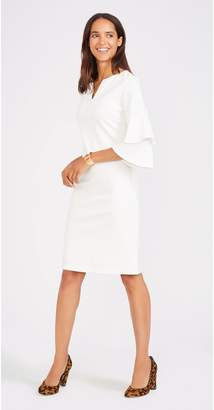 J.Mclaughlin Letty Bell Sleeve Dress