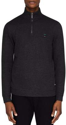Ted Baker Dotkot Half Zip Sweater