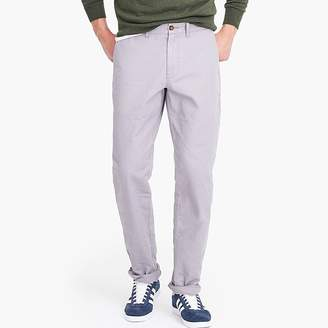J.Crew Mercantile Straight-fit chino in herringbone