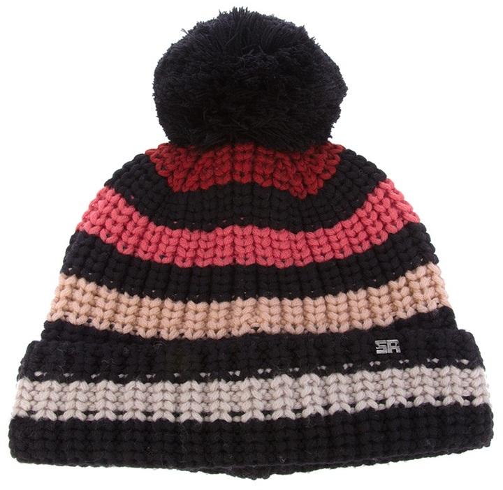 Sonia Rykiel Slouch bobble hat