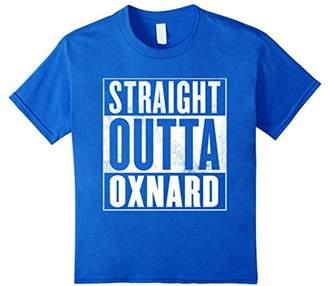 Oxnard T-Shirt - STRAIGHT OUTTA OXNARD Shirt