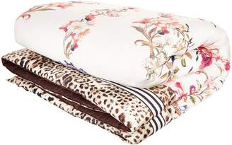 Roberto Cavalli Home Beethoven Comforter (270cm X 260cm)