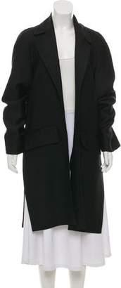 Celine Wool Open Front Jacket