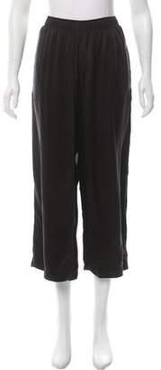 Clu Silk Wide-Leg Culottes w/ Tags