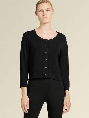 DKNY Button-up Cardigan