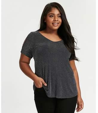 bc6189810a3b49 V Neck Split Sleeve Tops Womens - ShopStyle UK