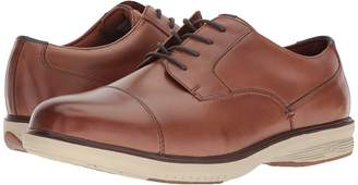 Nunn Bush Melvin Street Cap Toe Oxford with KORE Slip Resistant Walking Comfort Technology Men's Lace Up Wing Tip Shoes
