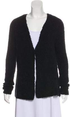 ATM Anthony Thomas Melillo Long Sleeve Knit Cardigan