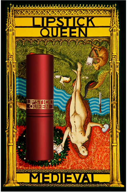 Lipstick Queen Medieval Lipstick 0.12 oz (3.5 ml)