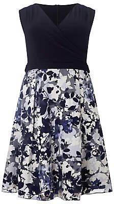 Studio 8 Jessy Dress, Navy/Multi