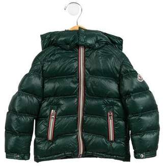 Moncler Boys' Gaston Puffer Coat