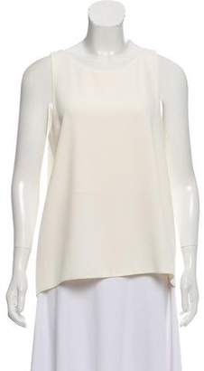 ATEA OCEANIE Sleeveless Crew Neck Top