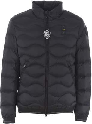 Blauer Zipped Padded Jacket