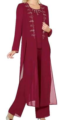 b95f58aa0a4 ... Plus Size Leather Pants. View Related Searches. at Amazon Canada ·  Fitty Lell Women s Chiffon Mother of Bride Pant Suit Women Formal Gowns (US18W