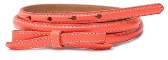 Tommy Hilfiger Leather Bow Belt