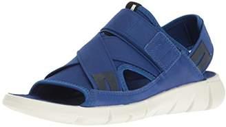 Ecco Women's Intrinsic Sandal Mazarine Blue