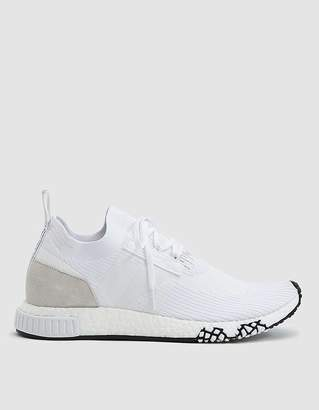 adidas NMD_Racer Primeknit Sneaker in White