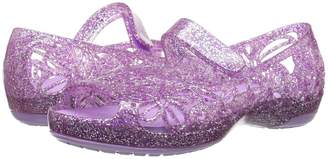 Crocs Isabella Glitter Jelly Flat PS Girls Shoes
