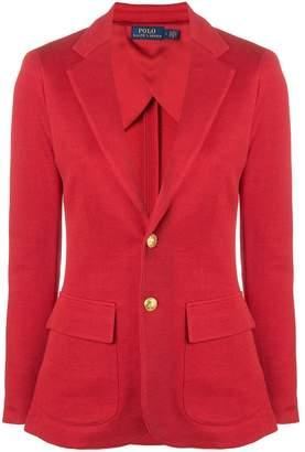 Polo Ralph Lauren fitted blazer