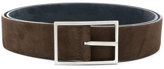Simonnot Godard square buckle belt