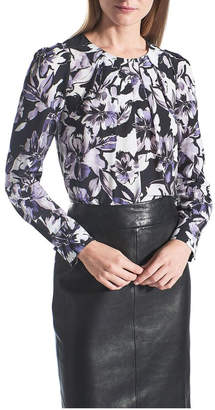 David Lawrence Alexandria Floral Blouse