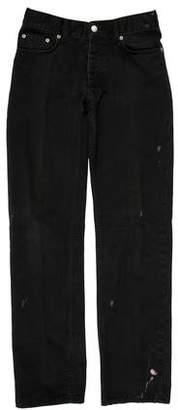 Helmut Lang Vintage Slim Jeans
