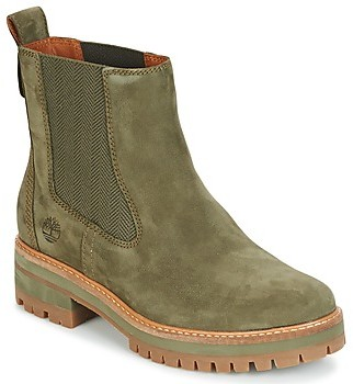 288cf0b3315 COURMAYER VALLEY CHELSEA women's Mid Boots in Green