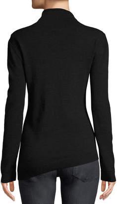 Elie Tahari Marcellia Wool Sweater