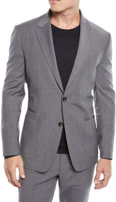 Ermenegildo Zegna Men's Turati Wash-and-Go Two-Piece Wool Suit