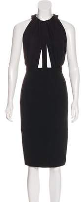 Cushnie et Ochs Sleeveless Casual Dress